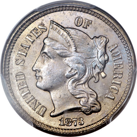 THREE CENT NICKEL (1865-1889)