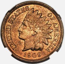 INDIAN HEAD CENT (1859-1908)