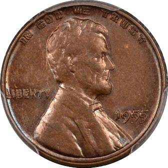 LINCOLN CENT WHEAT PENNY (1909-1958)