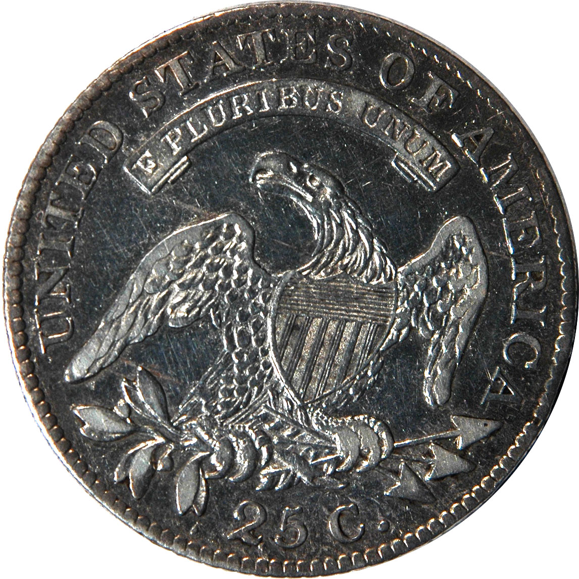 Osburn Cushing Numismatics Quarter Dollars Early